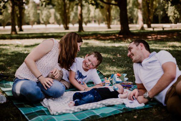 parc de sceaux pique nique en famille