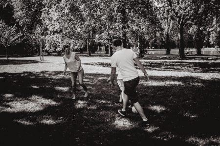 parc de sceaux foot en famille